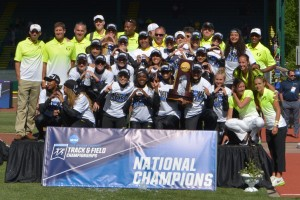 Oregon Celebrates NCAAs and the Guy 3rd  From Left Sure Looks Like Darren Treasure But Someone Needs to Do a FOIA Request to Find out