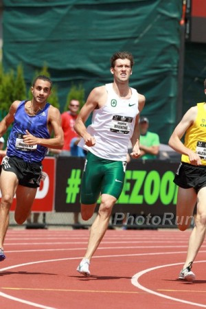 Wheating hasn't raced since placing 5th at USAs on June 27