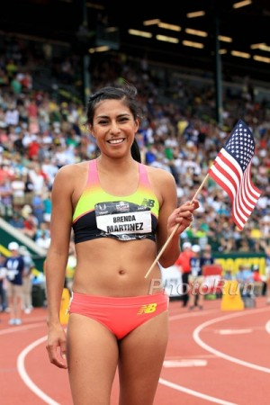 Martinez will look to bounce back in Stockholm as she prepares for Worlds