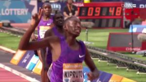 Kipruto takes down Birech