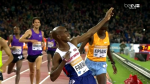 "Farah Able to ""Do the Bolt"" as 2nd and 3rd Finish"
