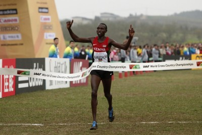 Does Kamworor have the strength to challenge Farah?