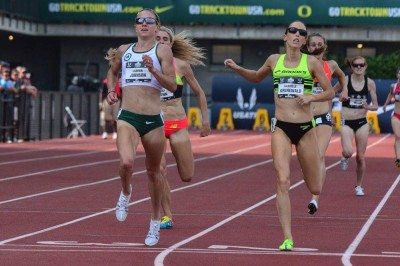 Even after Johnson won her prelim at USAs, few picked her to make the 1500 team