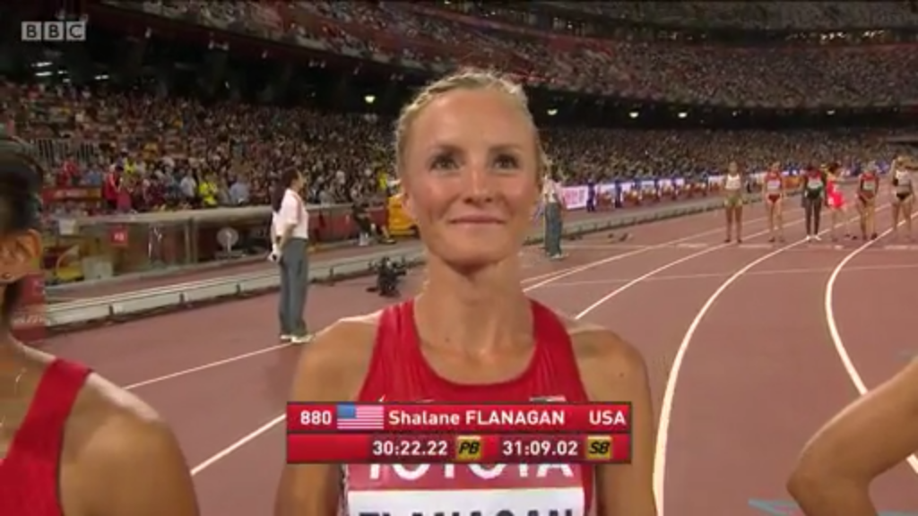 Shalane Flanagan of USA