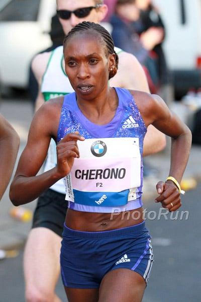 Gladys Cherono