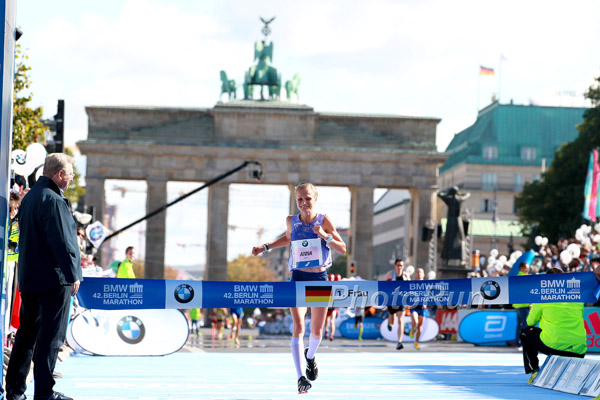 Anna Hahner First German