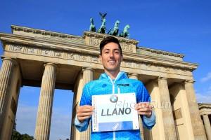 Matt Llano Pre-Race in Berlin