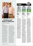 Weldon and Robert Johnson Runner's World Magazine - 50 Most Influential People In Running