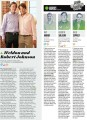 Weldon and Robert Johnson Runner's World Magazine - 50 Most Influential People In Running - no border