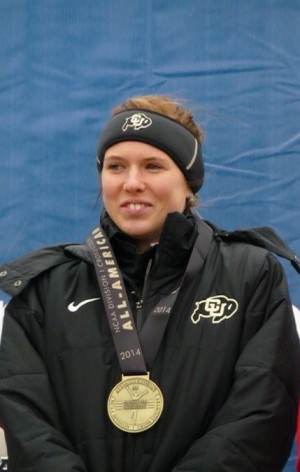 Clark was the Buffs lone All-American in 2014; she should have some company in 2015