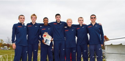 Syracuse took home a trophy at Wisconsin last fall; it will look to do the same in Louisville in November (courtesy Syracuse Athletics)
