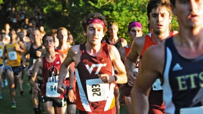 Curtins best finish at NCAA XC is 69th in 2013 courtesy Virginia Tech athletics
