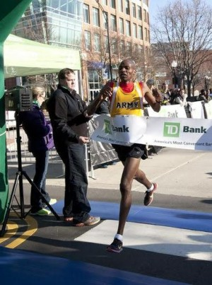 Kibet wasn't on anyone's radar a year ago but his run in Chicago changed that