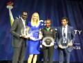 Paul Tergat, Paula Radcliffe, Tegla Laroupe, Haile Gebrselassie