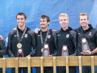 Stanford finished second at NCAAs last year despite a subpar showing at Wisconsin