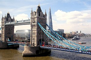 London - the 2nd fastest city in the world?
