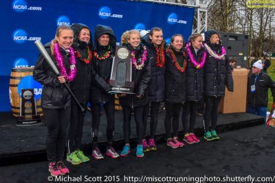 The CU women will be a good bet to return to the podium in 2016
