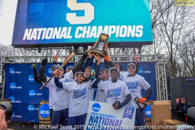 Syracuse earned a historic victory at NCAAs on Saturday