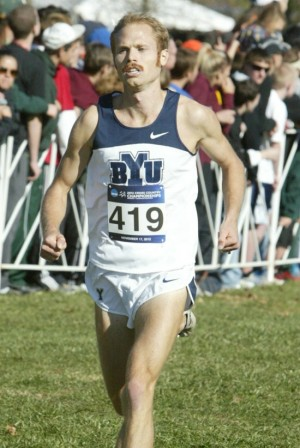 Ward put together a nice career at BYU but his running has really taken off since turning pro last year