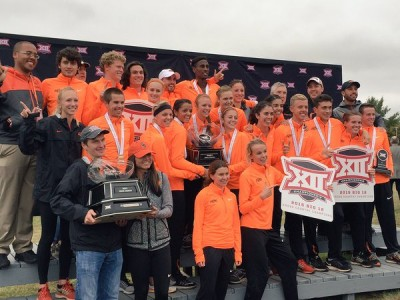 Oklahoma State is coming off its first conference title since 1986 (courtesy Oklahoma State)