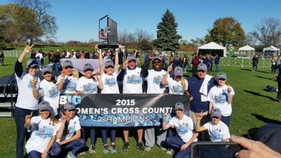 The Nittany Lions won just their second Big 10 title on Sunday