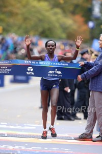 On Sunday, Keitany will look to be the first woman in 30 years to three-peat in New York