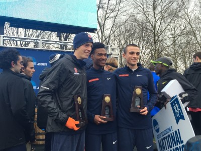 Martin Hehir, Justyn Knight, and Colin Bennie came up big for the Orange yet again
