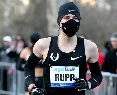 Rupp's half marathon debut went well in 2011