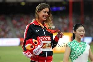 Emily Infeld Your Lone US Distance Medallist from Beijing