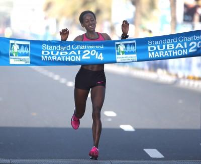 Mula Seboka knows what it takes to win the Standard Chartered Dubai Marathon