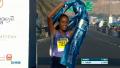 Tirfi Tsegaye had plenty of reason to celebrate in Dubai this year
