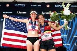 Amy Cragg and Desi Davila Celebrate