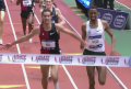 Hill edged Mead in a classic race at Millrose