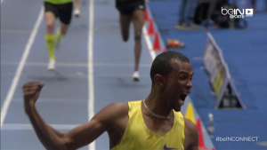Ayanleh Souleiman World Record