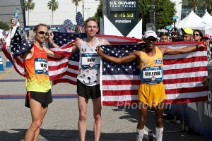 Your Olympic Marathon Team
