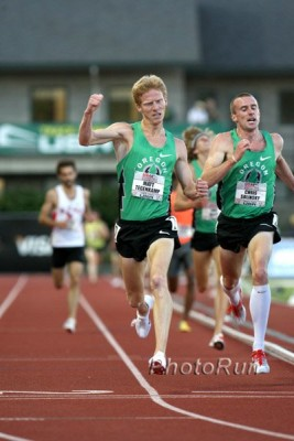 Matt Tegenkamp weighed 98 lbs as a freshman and ran 2:20 for 800 and was teammates with Jonathan Dalby