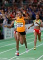 """Hassan earning World Indoor gold last year (Photo by Christian Petersen/Getty Images for IAAF)"""""""