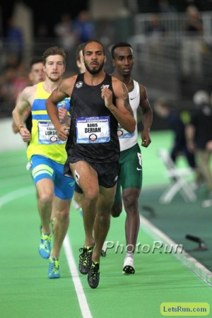 Berian looked great at USAs but will face a tougher field at Worlds