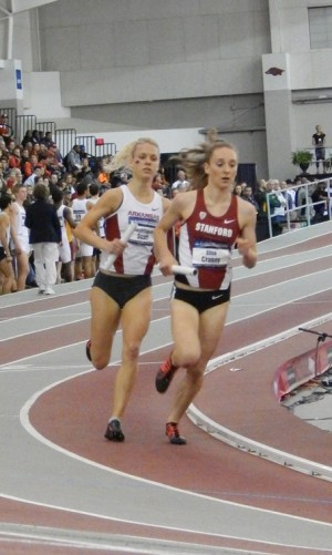 Cranny almost delivered the title to Stanford in 2015; will she anchor for the Cardinal on Friday?