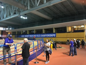 Skyboxes at a track facility - very nice