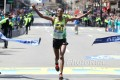 Berhanu winning Boston last year