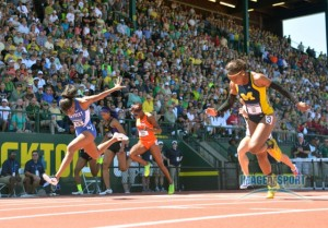 Harrison winning the NCAA title last year