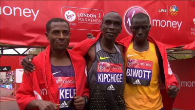 Your top three in London