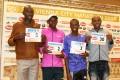 Suleiman Simotwo, Levy Matebo Omari, Robert Chemosin and David Kogei (left to right)