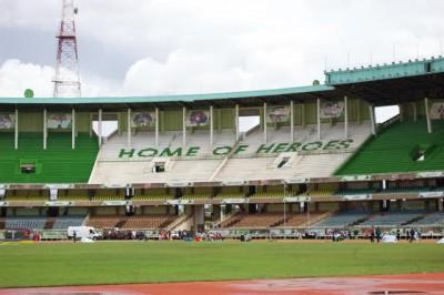 Kasarani Stadium, Home of Heroes