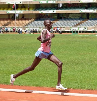 Kiprop put on another tremendous performance as he cruised through the 1500 semis