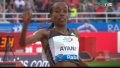 The world record only appears to be a matter of time for Ayana