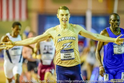 Murphy will be going for NCAA title #2 in Eugene