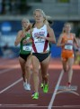 Scott had to dig deep to take second last year; can she claim her first outdoor title on Thursday?