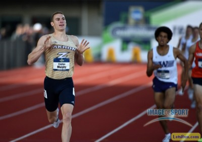 Murphy has run like a stud in 2016 and has a great shot at his first Olympic team